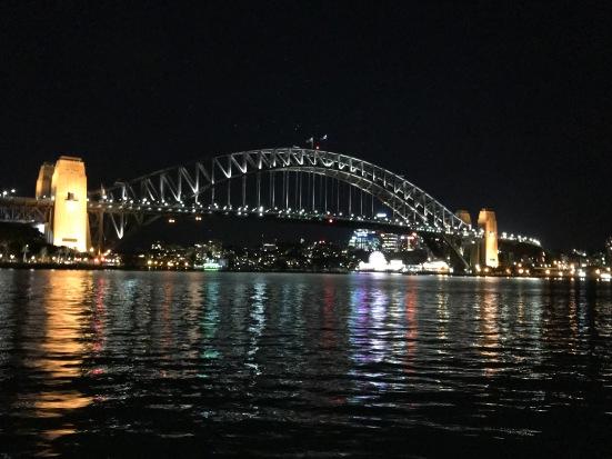Bridge dark